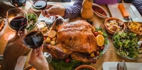 Spatchcocked roasted turkey