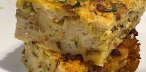 Buttermilk cornbread stuffing
