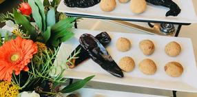 Ancho chili and honey truffle
