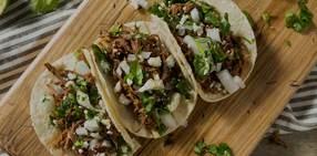 Carnitas tacos picture
