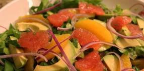 Zesty citrus salad 1  3